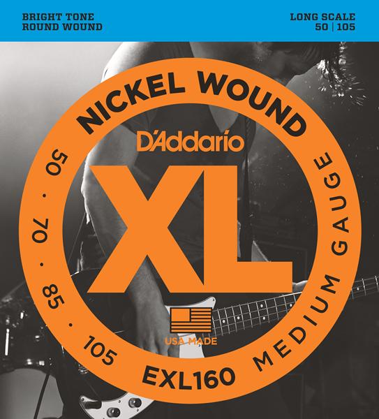 EXL160 Medium(.050-.105)