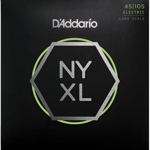 NYXL45105 REGULAR LIGHT TOP-MEDIUM BOTTOM(.045-.105)