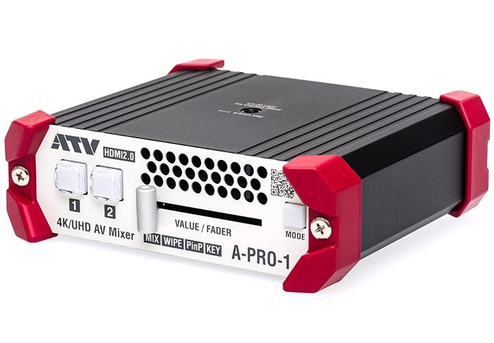 ATV A-PRO-1 Ver.2 HDMI2.0 2ch 4K 1M/E AV Mixer コンパクトAVミキサーの画像