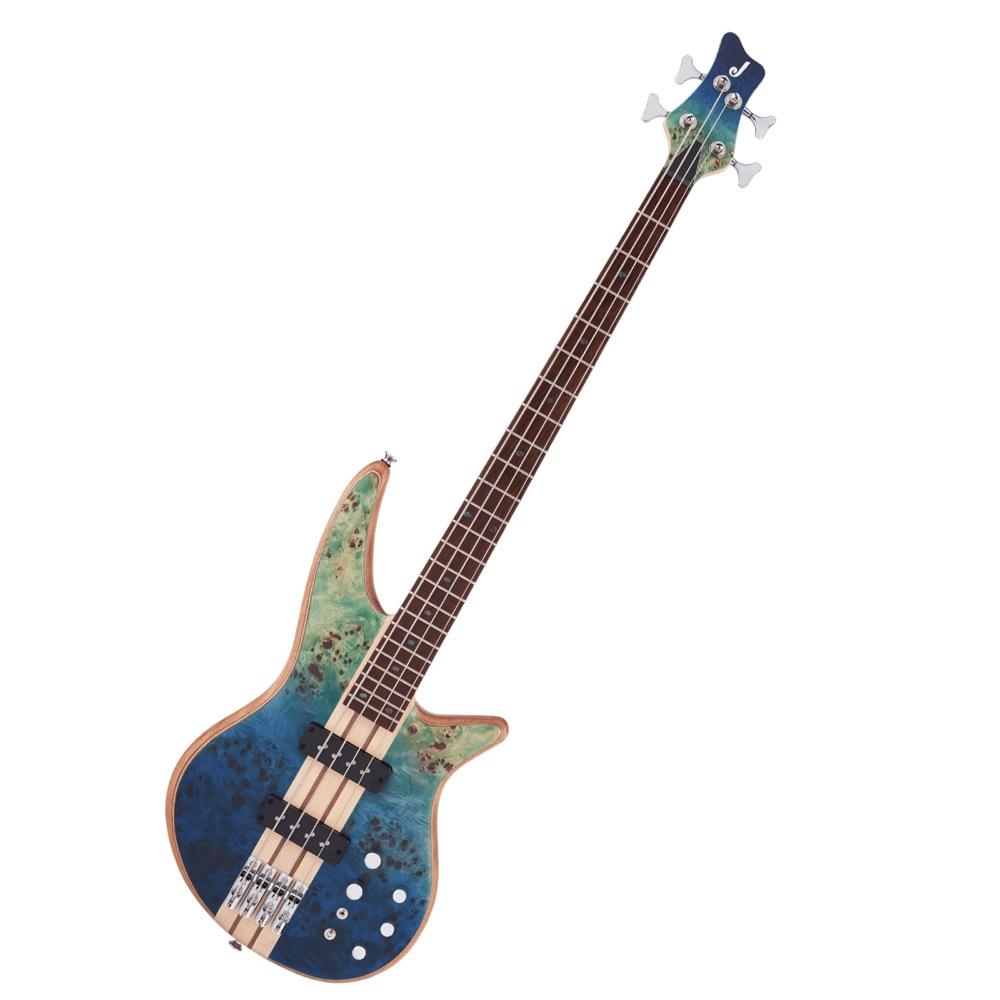 Jackson Pro Series Spectra Bass SBP IV Caribbean Blue エレキベース