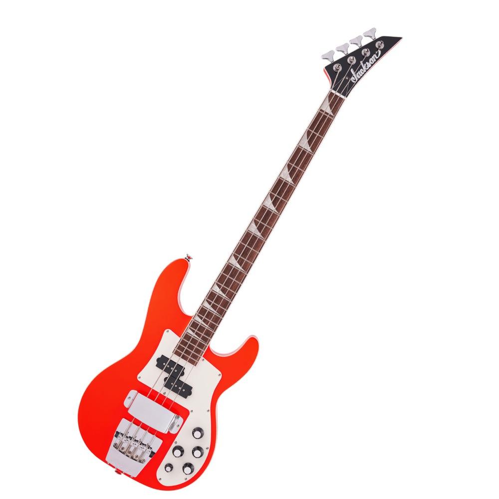 Jackson X Series Concert Bass CBXNT DX IV Rocket Red エレキベース