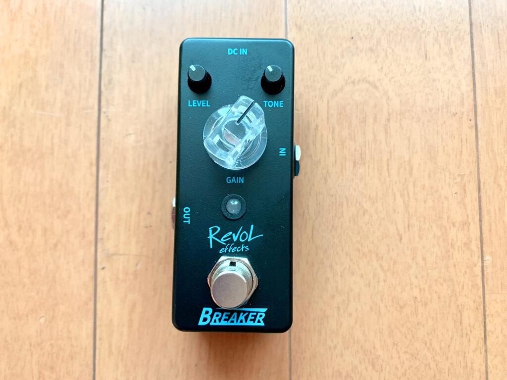 RevoL effects EOD-02 BREAKER