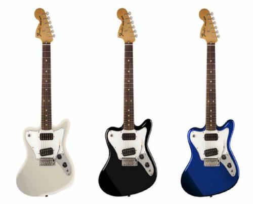 限定モデル Fender Made in Japan Limited Super-Sonic 発売開始
