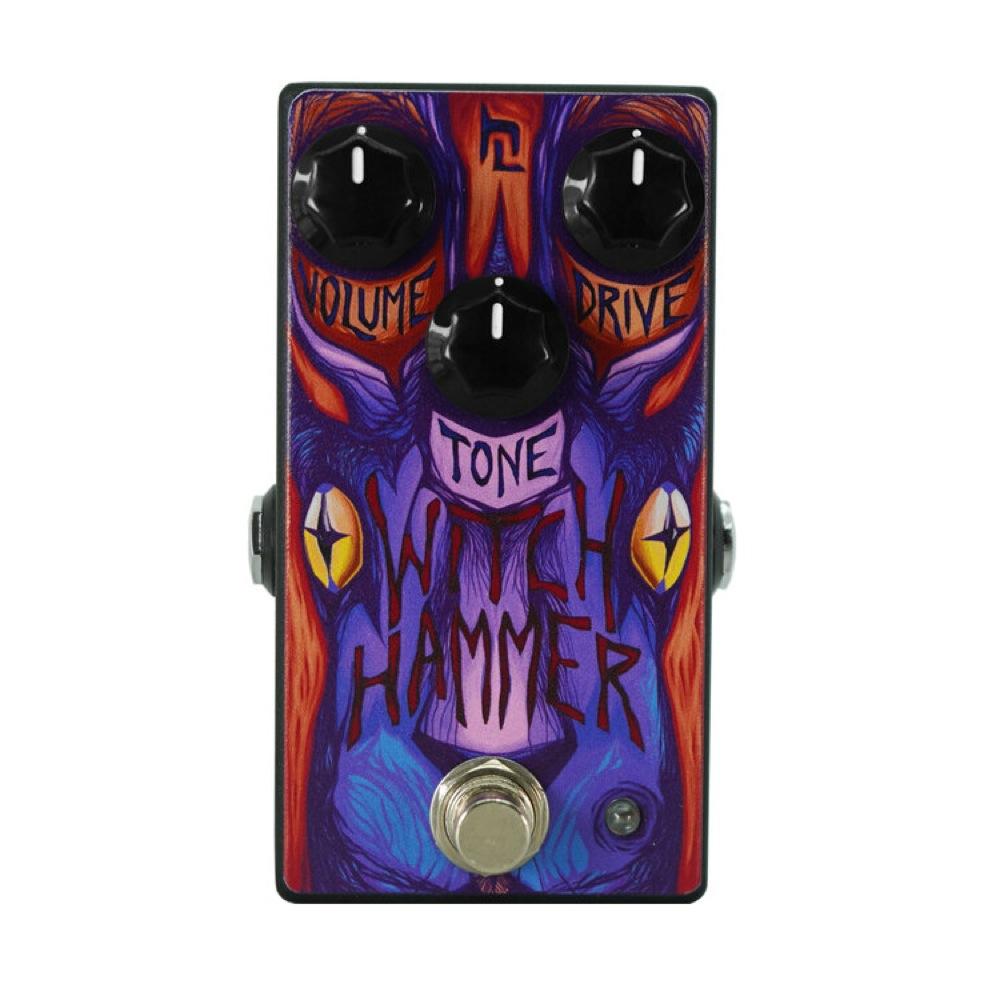 Haunted Labs Witch Hammer オーバードライブ ギターエフェクター