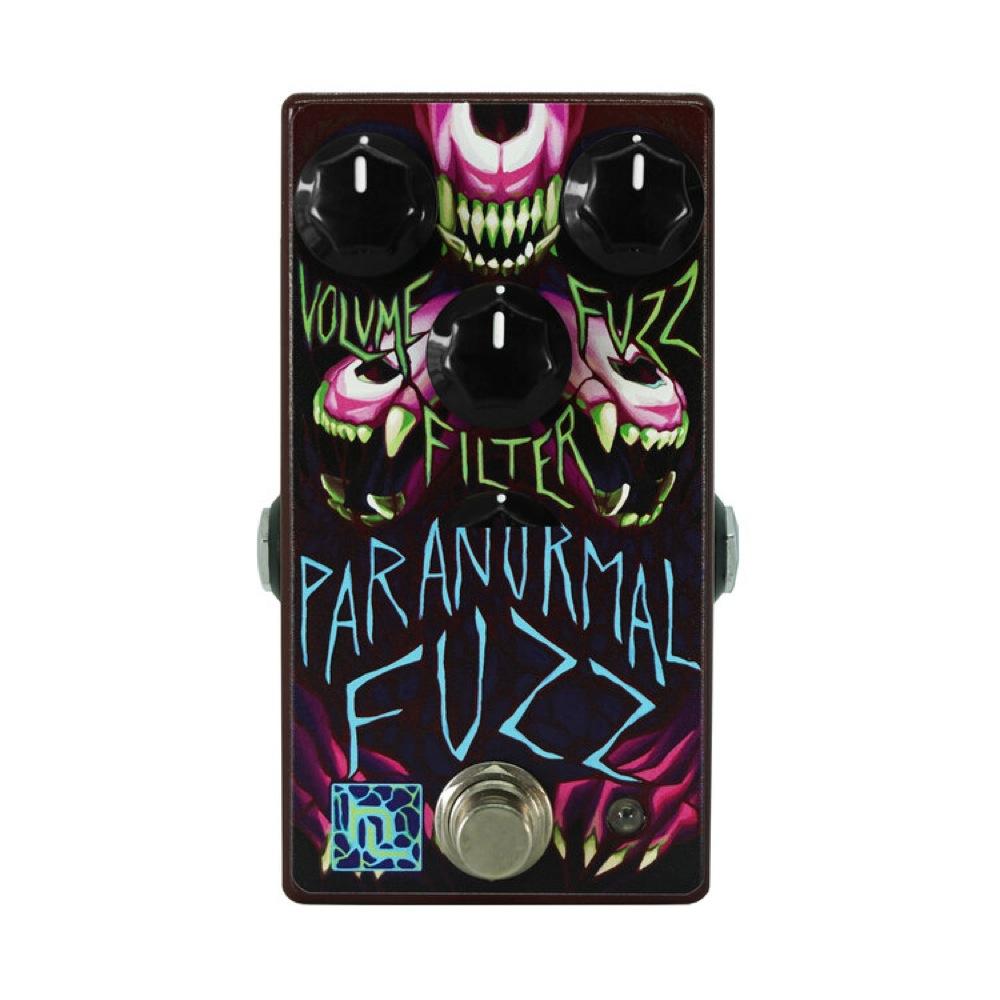 Haunted Labs Paranormal Fuzz V2 ファズ ギターエフェクター