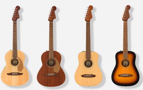 フェンダーからRedondoとSonoranのミニタイプギター発売開始!