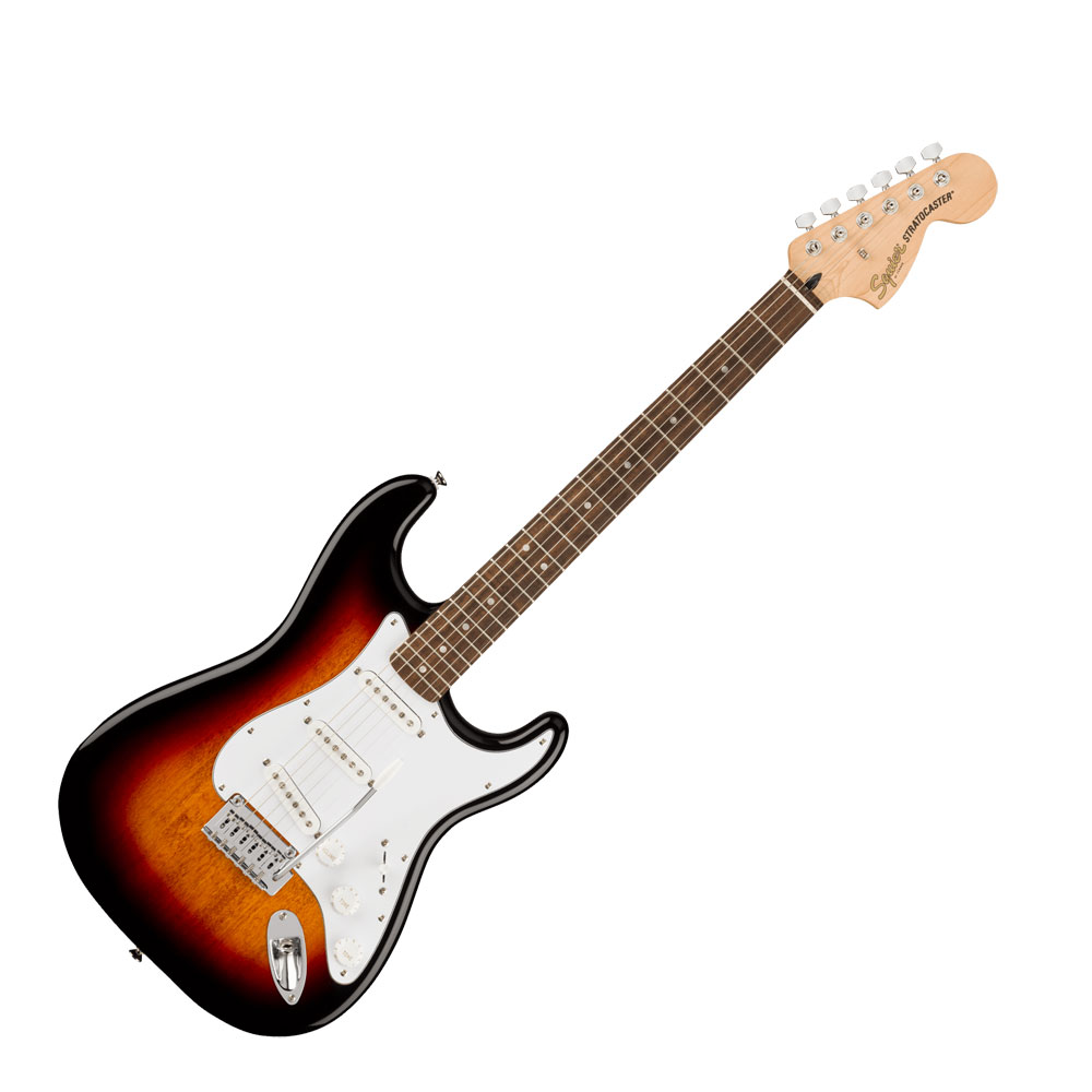 Squier Affinity Series Stratocaster 3TS エレキギター