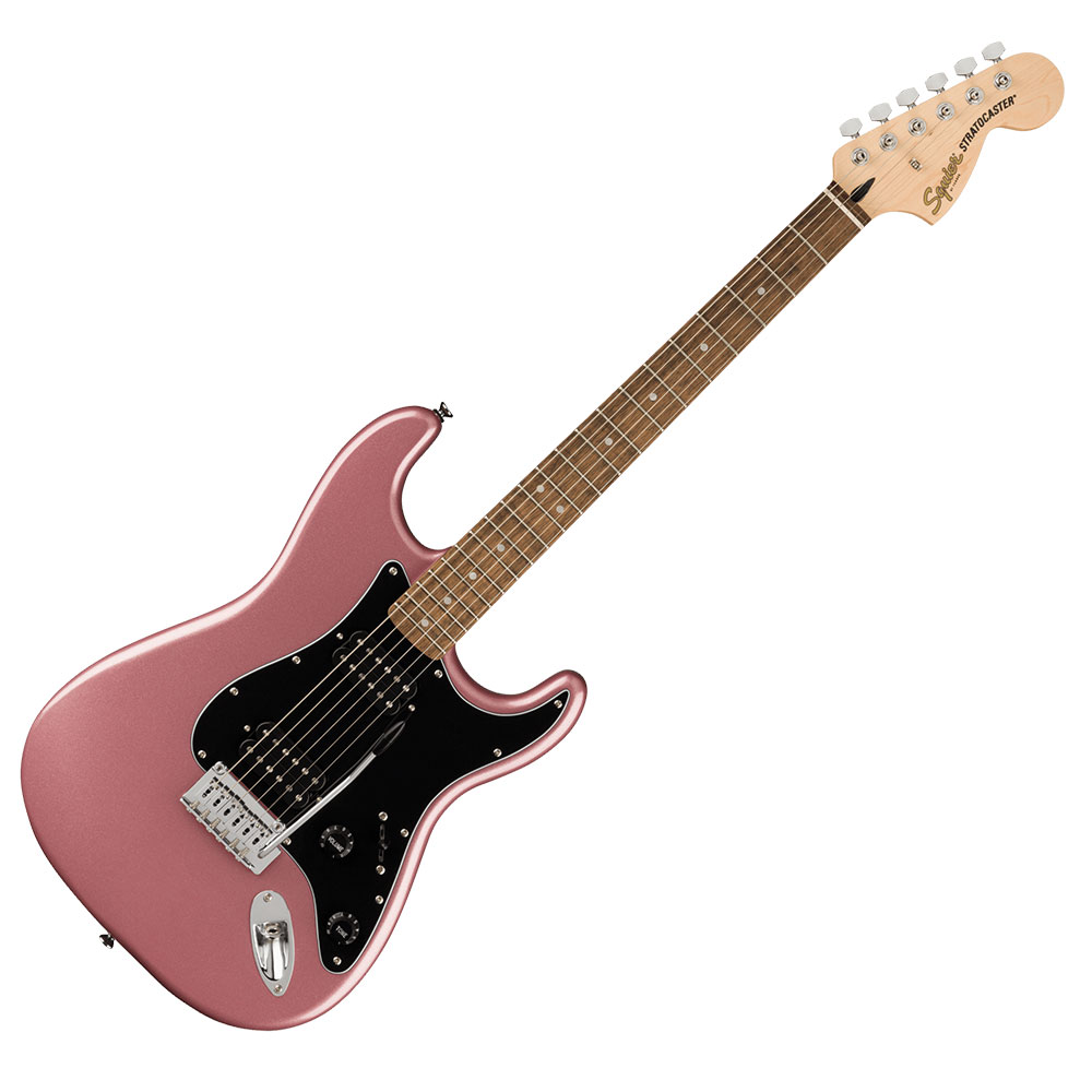 Squier Affinity Series Stratocaster HH BGM エレキギター