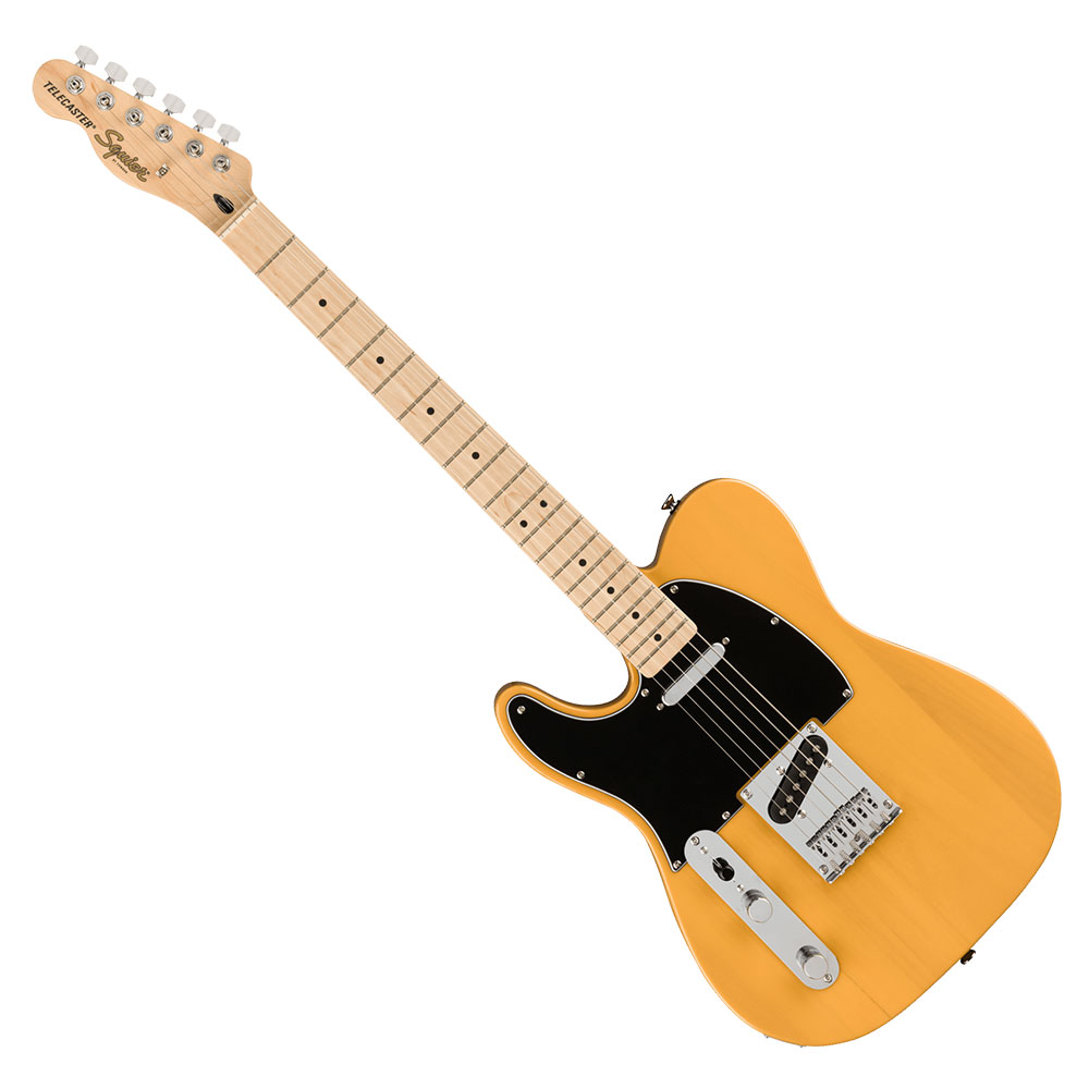 Squier Affinity Series Telecaster Left-Handed BTB エレキギター
