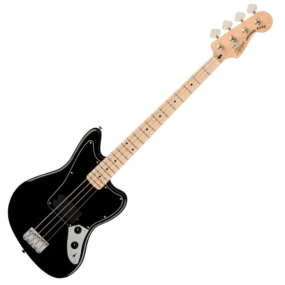 Squier Affinity Series Jaguar Bass H BLK エレキベース