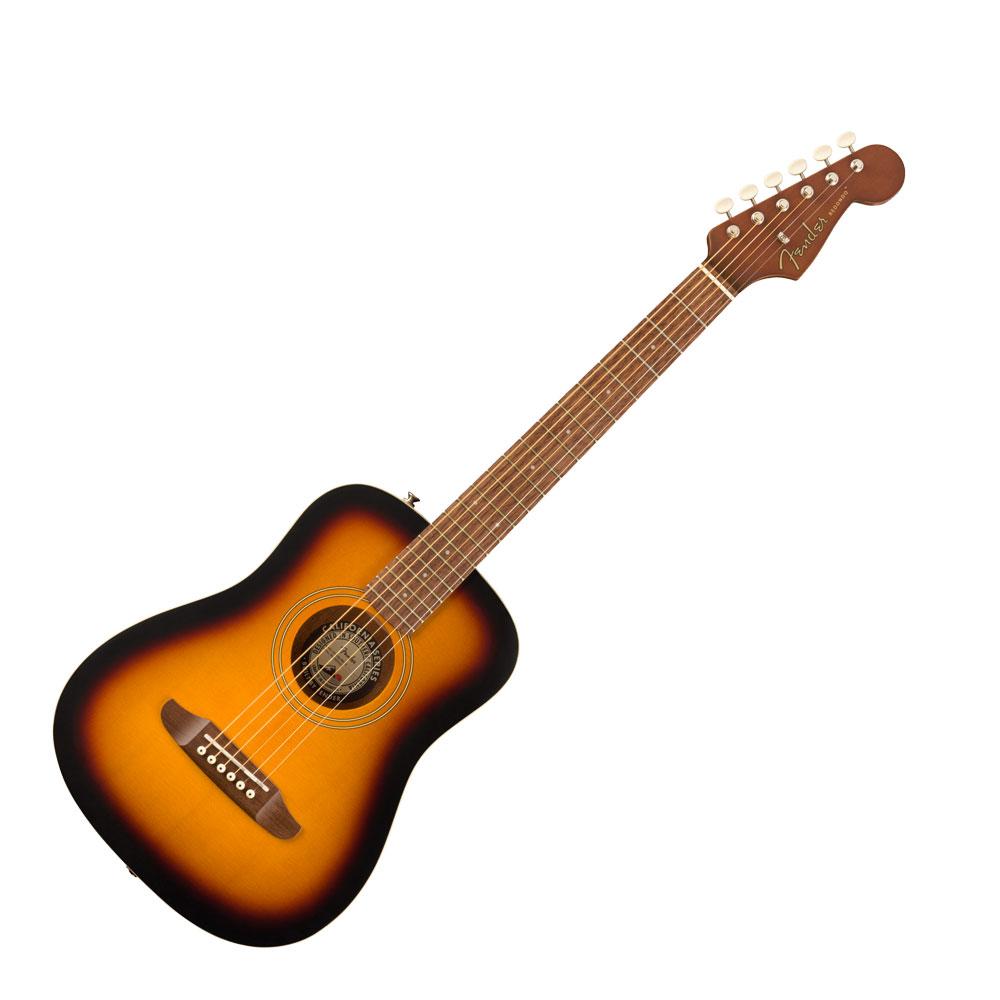 Fender Redondo Mini SB アコースティックギター