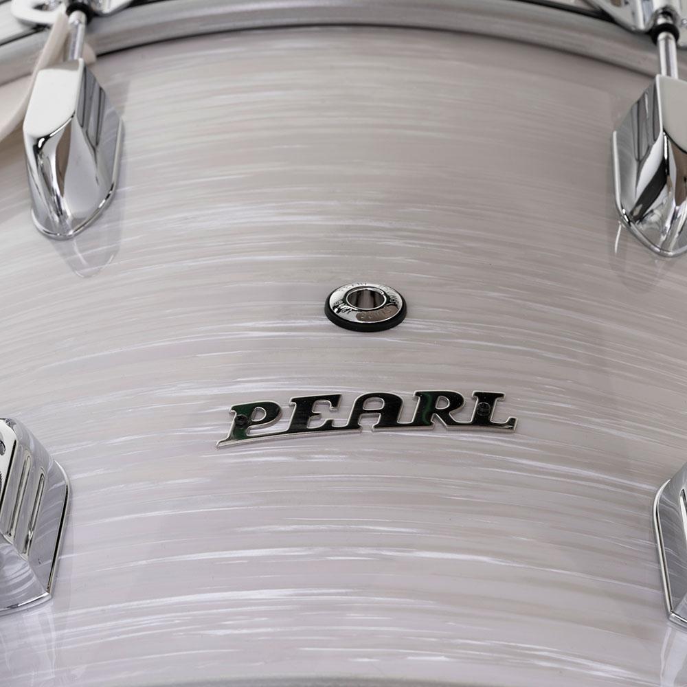 Pearl President Series Phenolic 75th Anv.Model PSP-SHP923/75 #452 パールホワイトオイスター スクリプトバッジ