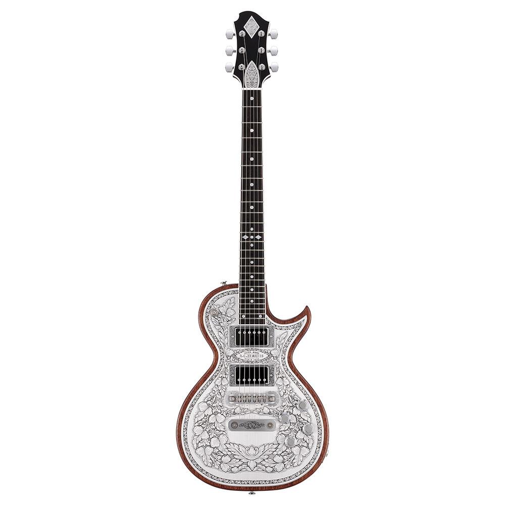 ZEMAITIS MFG-AC-24 NT Natural エレキギター
