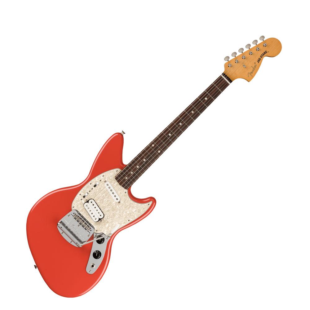 Fender Kurt Cobain Jag-Stang FRD エレキギター