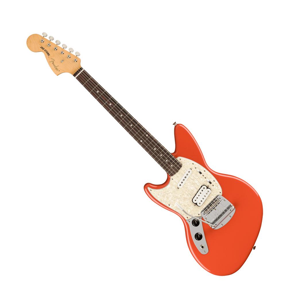 Fender Kurt Cobain Jag-Stang Left-Hand FRD エレキギター